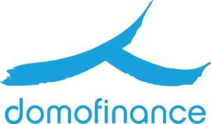 Logo Domofinance Bleu